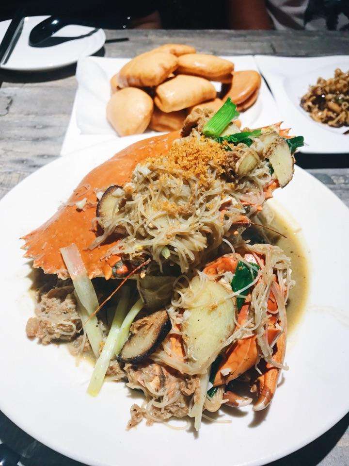 For Saucy Crabs in Bugis
