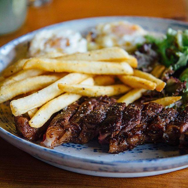 For Affordable Steak at Brunch