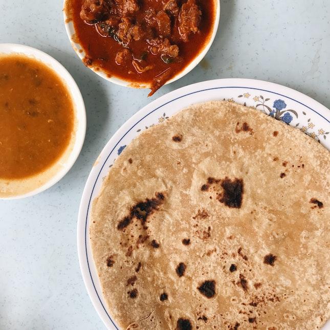 For Warm Chapati Comforts