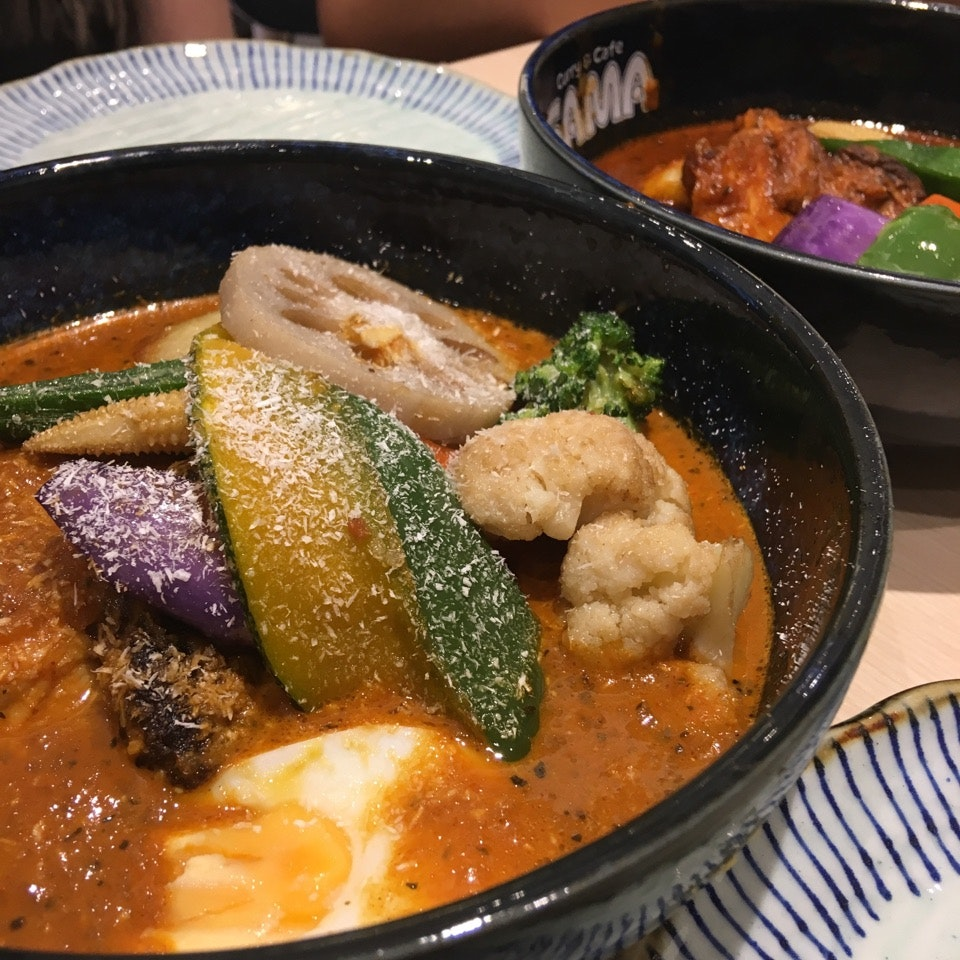 For Soupy Japanese Curry in the CBD