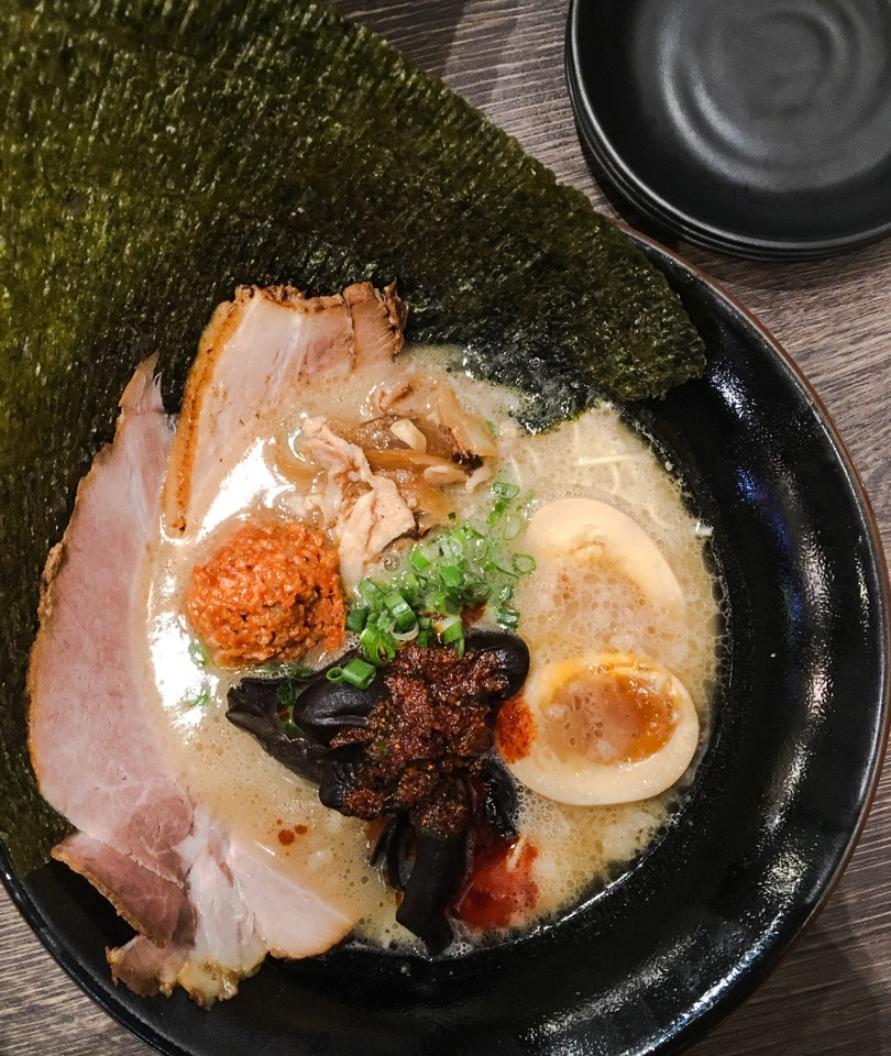 For Yummy Ramen in Harbourfront