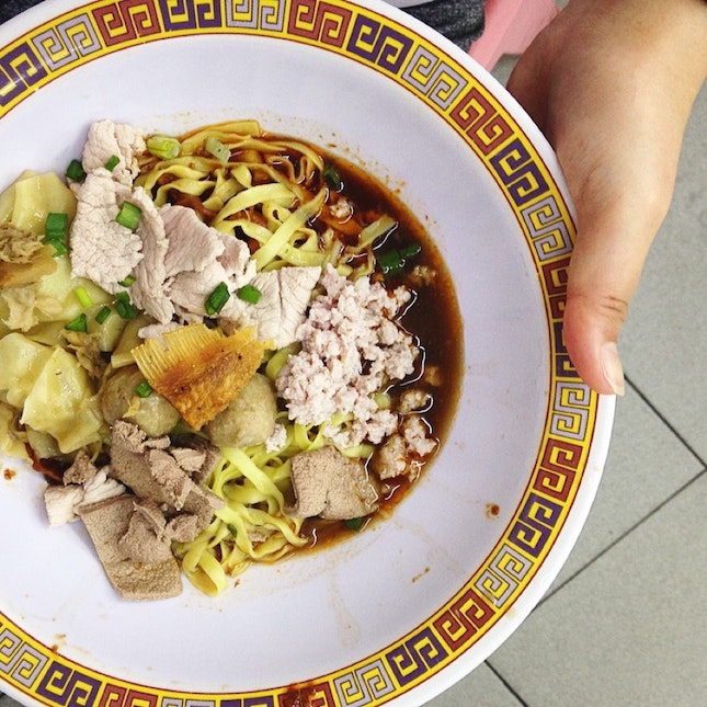 For Michelin-Starred Bak Chor Mee
