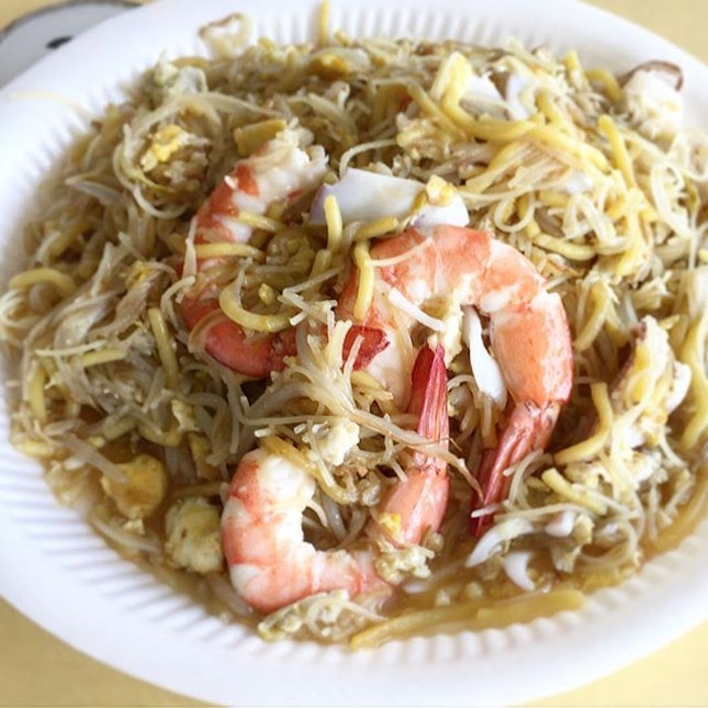 For Heritage Hokkien Fried Mee
