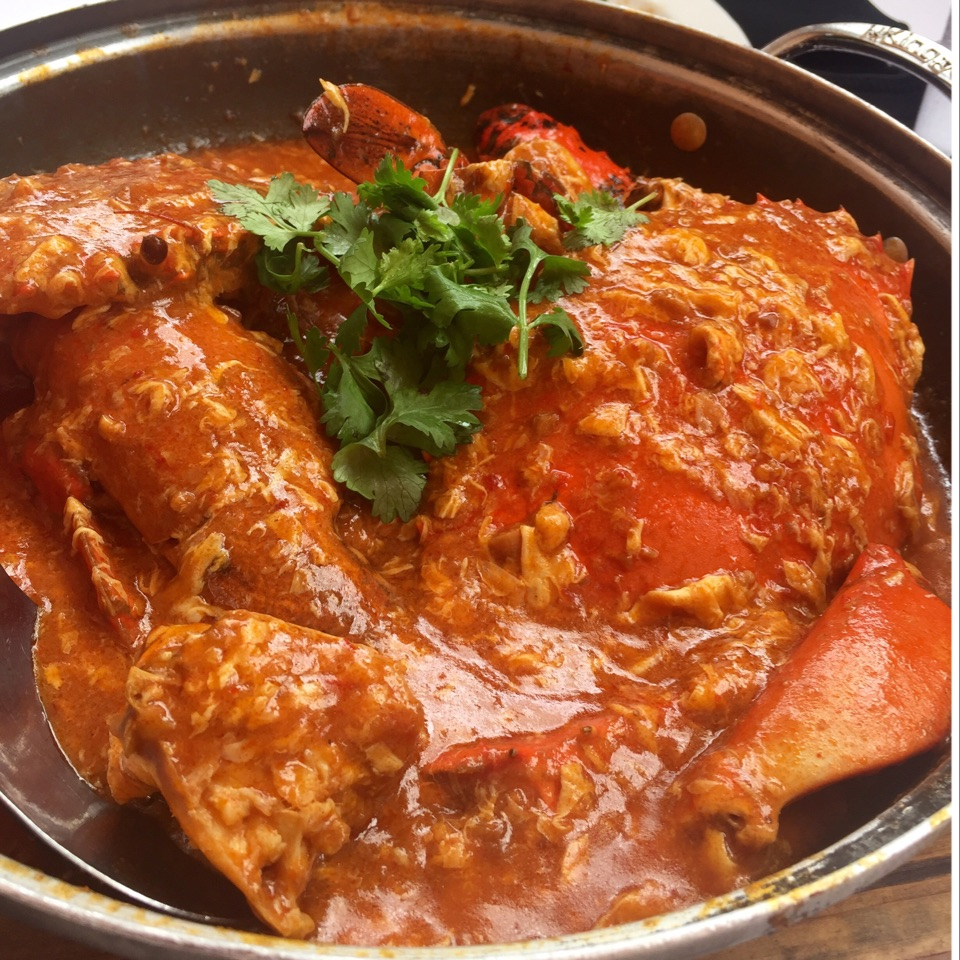 For Singapore's Famed Chilli Crabs