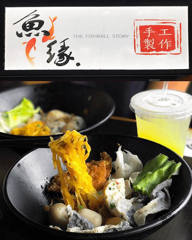 For Handmade Fishball Noodles