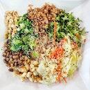 For Satisfying Vegetarian Lei Cha Fan