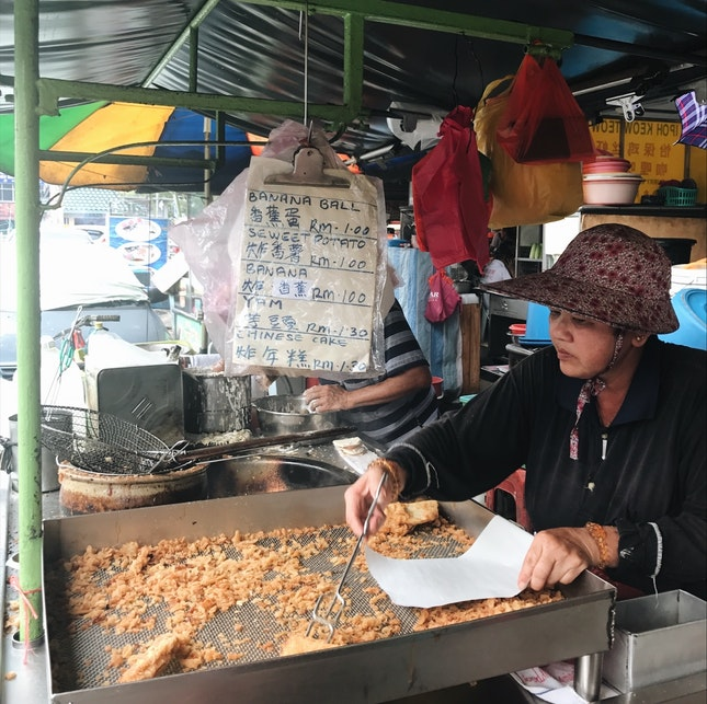 Image result for oug pisang goreng