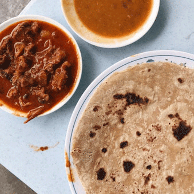 For Chapati In The City