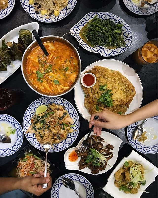 For Cheap and Good Thai Food