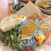 For Nasi Kerabu In A Little Nook