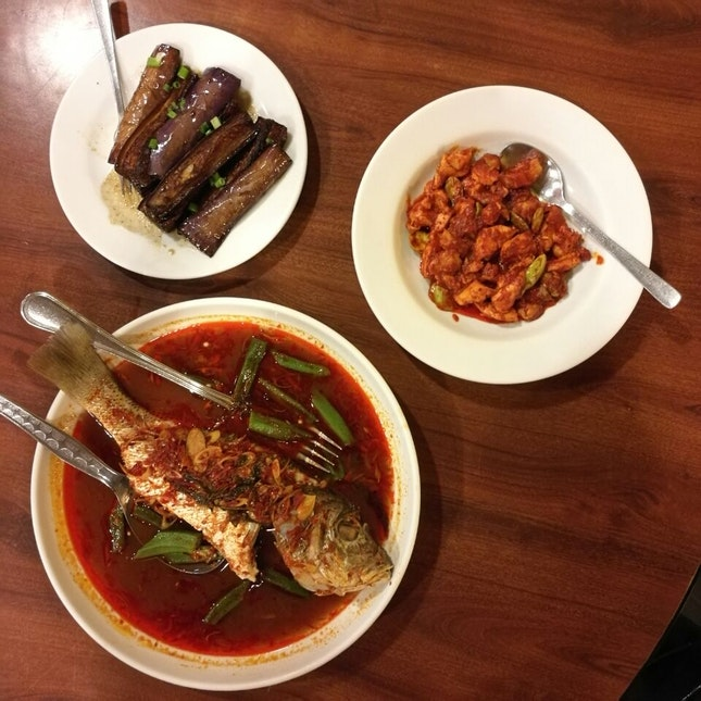 For Nyonya Cooking With A Spicy Kick