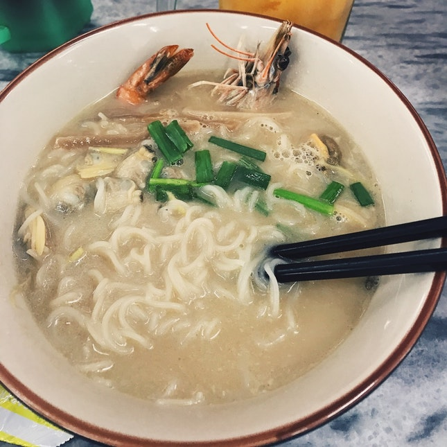 For Tasty Noodle Variety