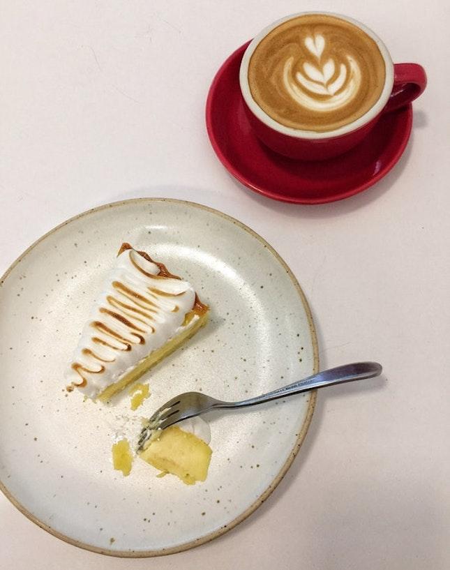 For a Quiet Coffee Break In Bangsar