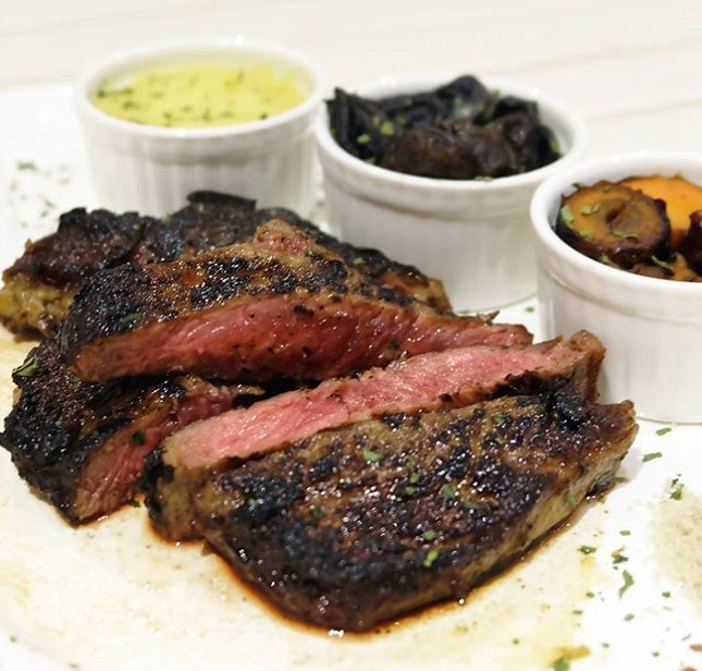 For Grass-Fed Ribeye Steak