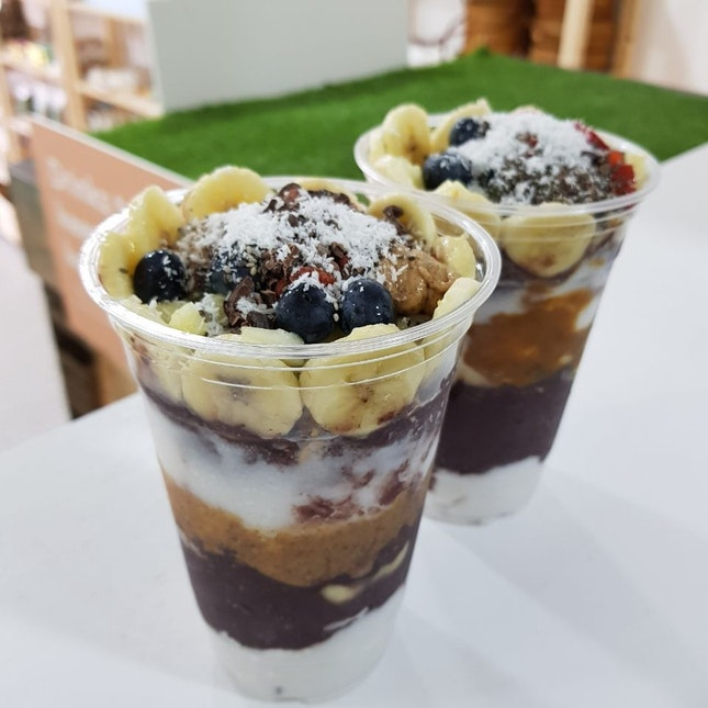 For 1-for-1 Acai Bowls (save up to $13.90)