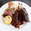 For 1-for-1 Main Dish (save up to $21)