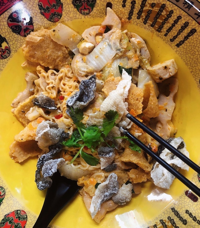For Salted Egg Yolk Xiang Guo