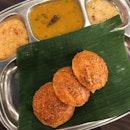 For Freshly Made Idli and Northern Indian Grub