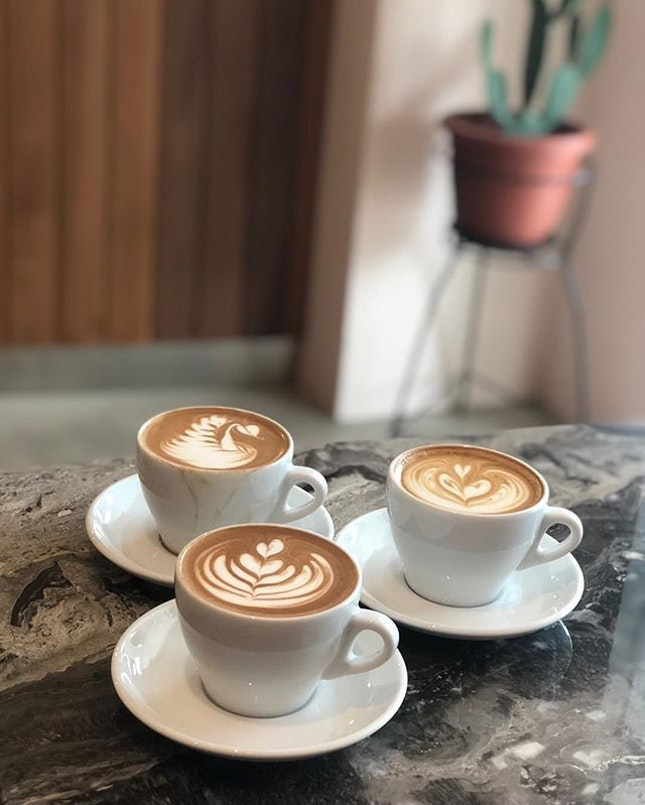For Delicious Coffee in a Neighbourhood Cafe