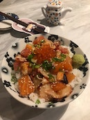 For Affordable Chirashi in a Snazzy Setting