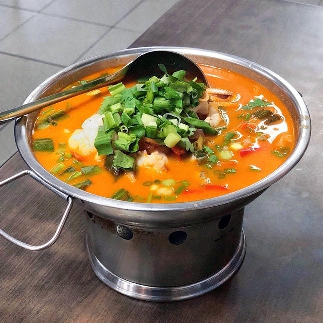 For Hot-Stuff Thai Fare in Golden Mile Complex