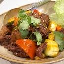 For Vegetarian Zi Char in Tanjong Pagar