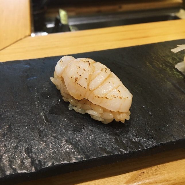 For Humble Omakase Lunches