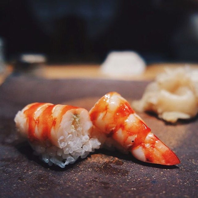 For Solid, Traditional Nigiri Sushi Omakase in City Hall