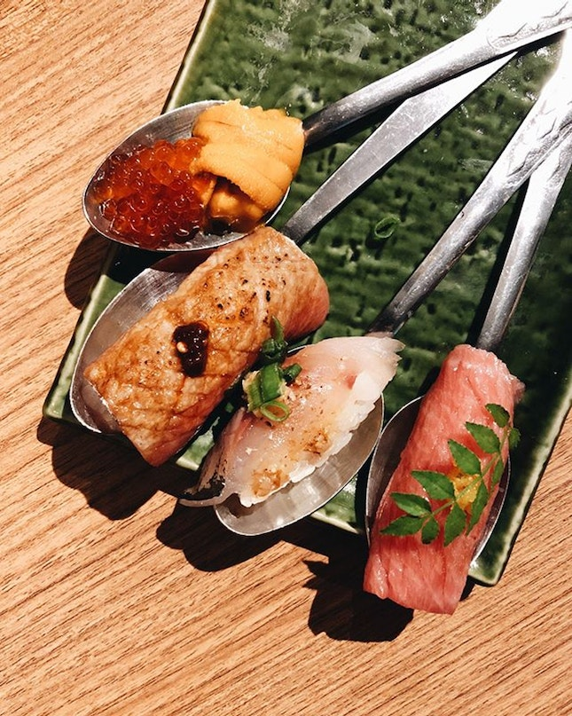 For a Fun Omakase Experience with your Bestie
