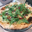 For Unique Wood-Fired Pizza