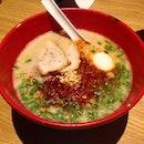 For Consistently Good Tonkotsu Ramen