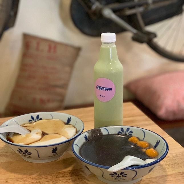 For Teatime Over Delish Tau Foo Fah