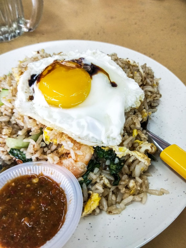For Fried Rice That Hits The Spot