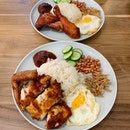 For an Elevated Nasi Lemak Experience