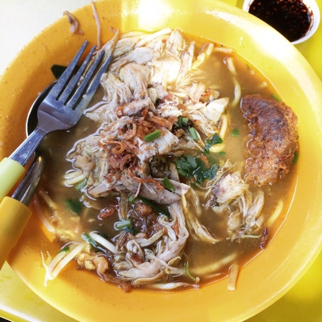 For Sweet and Comforting Mee Soto