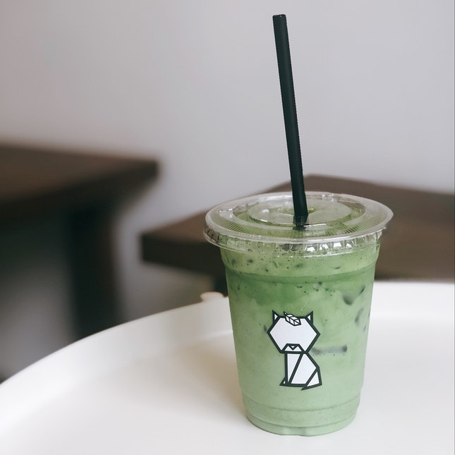 For a Matcha Lovers Paradise