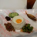 For Fast Food-Style Nasi Lemak