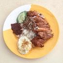 For Nasi Lemak in Changi Village