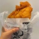 For Devilishly Good Fried Chicken