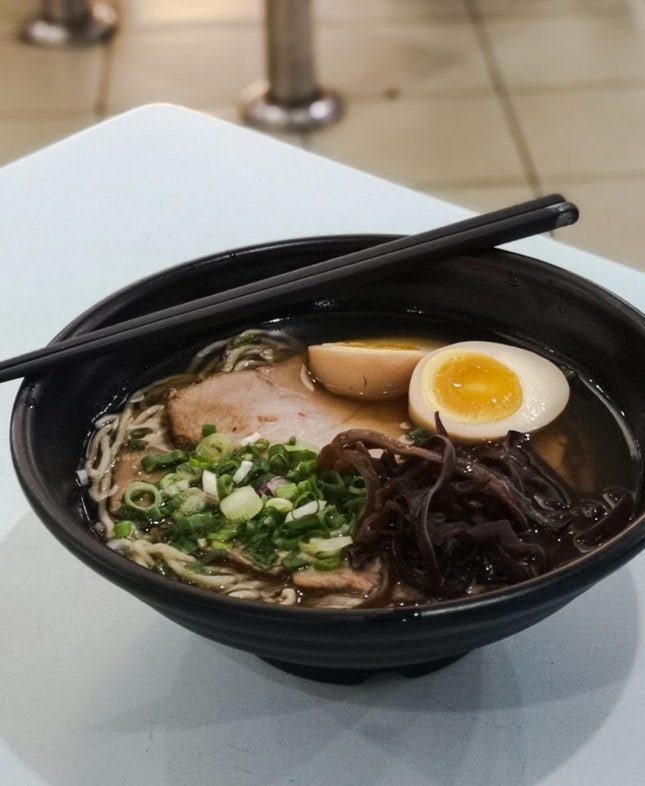 For Affordable Quality Ramen