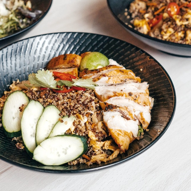 For KL's Favourite Healthy Eats Spot