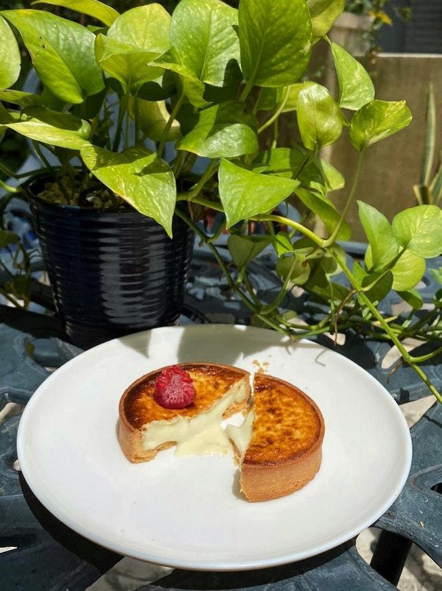 For A Tart-Like Cheesecake