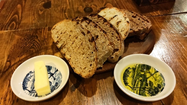 For Wood-Fired Sourdough