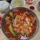 For Cheap No-Frills Korean
