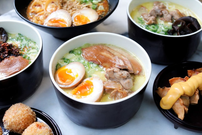 For 1-for-1 Ramen (save ~$12)
