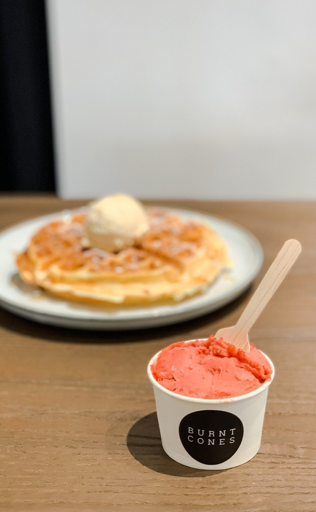 For 1-for-1 Premium Gelato (Single Cup) (save ~$5)