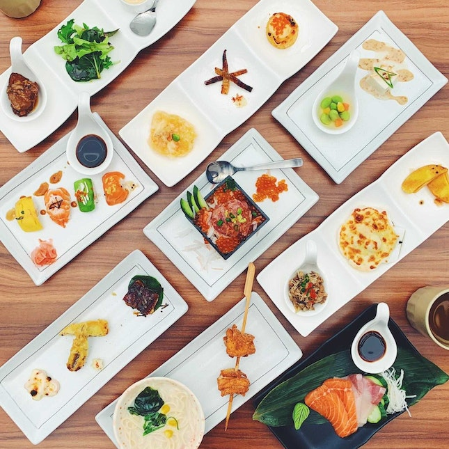 For 1-for-1 12-Course Omakase (Dinner) (save ~$88)