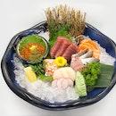 For 1-for-1 Sashimi (save ~$15)