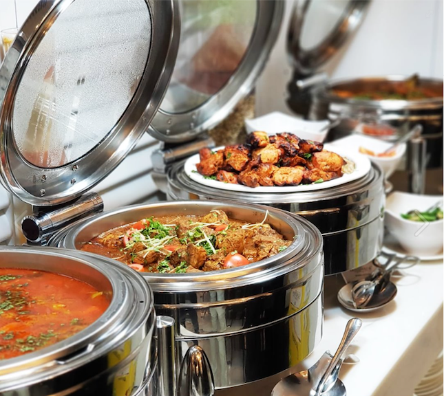 For 1-for-1 Lunch Buffet (save ~$69.33)