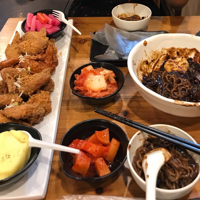 Affordable, Homely Korean Food